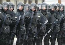Полицию поделили на четыре блока