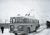 Московский троллейбус