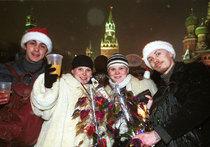 Новогоднее обращение к российскому народу