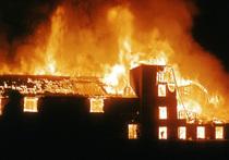 В Дагестане выгорело целое село