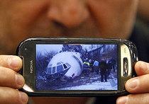 """Чудо-катастрофа """"Ту-154М"""". ВИДЕО"""