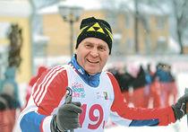 Николай Зимятов: «Вовремя сменил баян на лыжи»