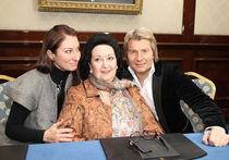 Монтсеррат Кабалье призналась, что она — мать Николая Баскова