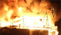 """Во время презентации фильма-катастрофы на """"Кинотавре"""" произошел пожар"""