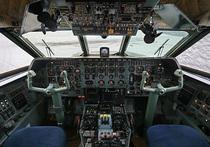 Летчики залетели в Африке