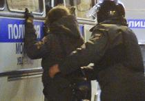 Полиция задерживает сторонников широкой амнистии