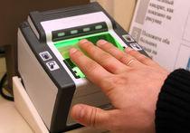 В школы Коми будут пускать по отпечаткам пальцев