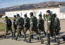 Бери шинель, пошли на Крым! Будут ли наши призывники там служить?