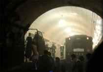 В столичном метро произошло новое задымление