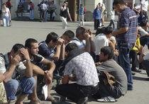30 подмосковных рынков закрыли после избиения полицейского