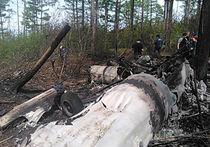 МЧС России о катастрофе Ми-8: названные цифры погибших - гипотеза