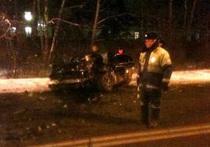 Аварию с участием вип-авто устроили на бис