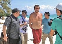 Сергей Полонский арестован в камбоджийских джунглях «в одном полотенце»