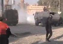Каирские исламисты устроили пожар в университете