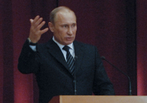 Владимир Путин: итоги суперсезона