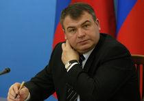 Чего не хватает в деле Сердюкова