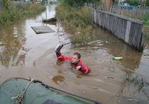 Комсомольск-на-Амуре: уровень воды достиг 905 см