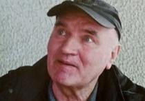 Младич угрожает свидетельнице