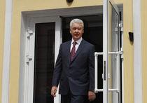 Собянин лидирует по сбору средств на предвыборную кампанию
