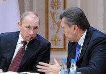 Путин и Янукович в роли плохих парней