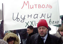 МВД ополчилось на Олега Митволя