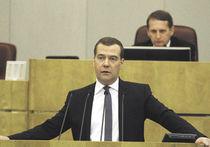 Медведев расслабился в Думе. До отставок далеко