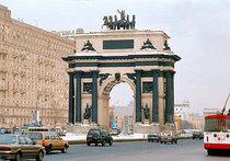 Оценен разбор Триумфальной арки
