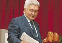 """Киргизский """"избирательный мешок"""""""