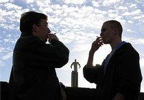 Столичных курильщиков будут кошмарить