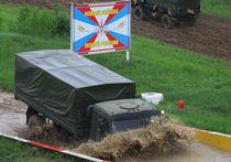 Шойгу показали армейские автомобили