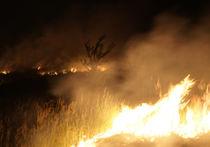 На месте взрывов в Самарской области остались два тлеющих очага пожаров