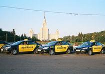 Зеленоглазое такси в Москве станет желтым