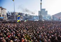 """Националисты из """"Правого сектора"""" готовы к повторной осаде Верховной Рады"""