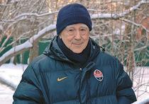 С Виталием Коротичем на тропинке Кратовского леса…