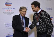 Презентация Конкурса ЭНЕРГИУМ-2012 стала событием саммита «Глобальной энергии»