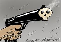 Все чаще россияне убивают друг друга из травматических стволов