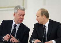 Москва Собянина и москвичи