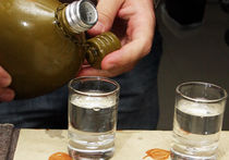 Что будут пить россияне в новогодние праздники?
