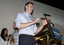 Навальный представил программу в западном стиле