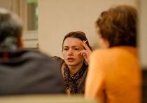 Перед знакомством с Алексеем Ирина побрилась налысо. Кабанов-стори.