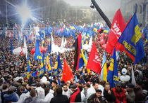 Страх и ненависть в Киеве: столкновения возобновились