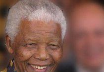 Умер первый чернокожий президент ЮАР Нельсон Мандела
