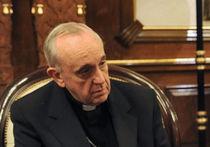 Понтифика воспитал украинский священник