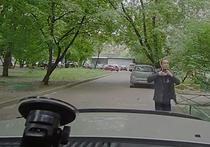 Вор снял свое преступление на видео