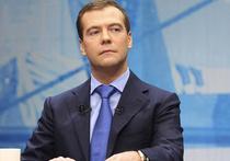 Теща и Медведев