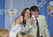 Все свадьбы юношей и девушек могут стать безалкогольными