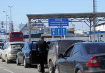 Корреспондент «МК» проверил переправу через Керченский пролив