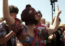 Свидетельница Аносова расплакалась на процессе по Pussy Riot