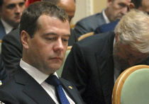 Медведев назвал реального лидера СНГ: «Господь Бог»