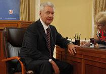 Сергей Cобянин загрузил работой Мосгоризбирком